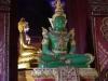 Maar ook groene Boeddha's