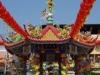 We stuiten op een Chinese tempel