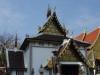 Wat Chediluang Varaviharn; deze tempel is verboden toegang voor vrouwen