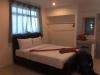 Ook de slaapkamer is groot
