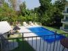 Onder ons terras ligt het 2e zwembad