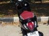 De scooter kost 300 Bath voor één dag
