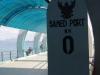 De pier van Koh Samed; deze keer hoeven we niet te betalen