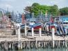 De haven van Ban Phe