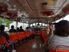 Met de boot varen we naar Nonthaburi, de grootste versmarkt van Bangkok