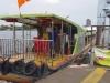 We meren aan bij Nonthaburi