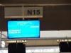 Check-in N15, Aeroflot voor Moskou