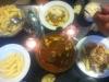 De welverdiende maaltijd