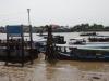 My Thó, de Mekong River, hier gaan we op de boot
