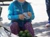 Mango's te koop op de hoek van iedere straat