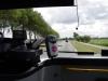 Met de bus keren we terug naar Zwartewaal, waar we de auto hebben achter gelaten