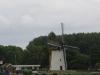 Links ligt de molen, die in mijn jeugd het baken was voor onze familiereis naar Rockanje